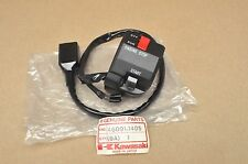 NOS New Kawasaki 1986-87 ZG1000 Concourse Engine Run Start Stop Off Switch Assy
