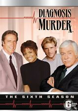 Diagnosis Murder: Complete Sixth Season (2014, REGION 1 DVD New)