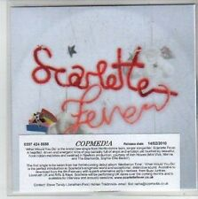 (CH534) Scarlette Fever, What Would You Do - 2010 DJ CD