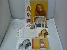 CD Britney Spears Baby One More Time Japan ver. w/spine card obi