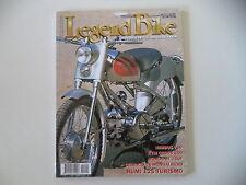 LEGEND BIKE 7/2000 RUMI TURISMO 125/CECCATO 75/NIMBUS 750/KTM 250/HONDA VF 750 F