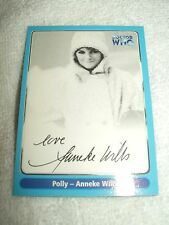 Doctor Who Autograph Card Anneke Wills as Polly A6