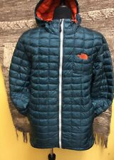 The North Face Men's Thermoball Hoodie Color Blue Size L