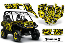 CAN-AM COMMANDER 800R 800XT 1000 1000XT 1000X GRAPHICS KIT CREATORX TZYPAD