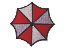 Umbrella Corp Resident Evil embroidered badge Patch 7.5x7.5 cm 3""