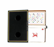 Louis Vuitton VIP Playing Cards Multicolore New In Box 2 Decks