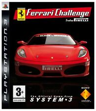 Ferrari Challenge: Trofeo Pirelli (PS3) Sony PlayStation 3 PS3 Brand New