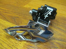 SHIMANO DEORE XT FD-M786 HIGH 34.9 CLAMP DUAL PULL FRONT DERAILLEUR