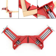 1PC 90° Right Angle 90 Degrees Clamp Picture Corner Clamp Woodworking Kit DIY