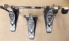 Pearl P-122TW Double Bass Drum Bass Pedal + Extra Pedal
