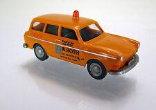"""Wiking 004201 Volkswagen VW 1600 Variant """" Notdienst W. Roth """""""