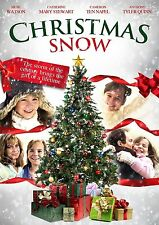 CHRISTMAS SNOW DVD Muse Watson Brand New and Sealed Original UK Movie Release