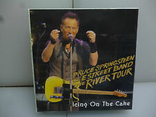 BRUCE SPRINGSTEEN-ICING ON THE CAKE. RIVER TOUR 2016-18CD+DVD BOXSET-NEW.SEALED.