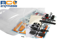 Axial Racing Retro Trophy Truck Clear Body Shell Yeti Score AX31310