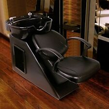Homedex Salon Backwash Bowl Shampoo Sink Barber Chair Spa Equipment Basic New