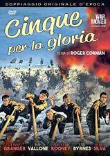 Dvd CINQUE PER LA GLORIA - (1964)   ** A&R Productions ** .....NUOVO
