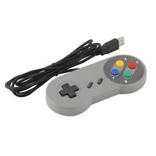 1 x Retro Super Nintendo SNES USB Controller for PC/MAC Controllers SEALED GH