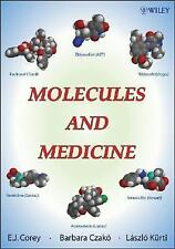 Molecules and Medicine, Barbara Czakó, László Kürti, E. J. Corey, Good Book