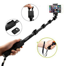 Bluetooth Remote Shutter Selfie Stick Monopod for Samsung Galaxy Note 7 5 4 3 2