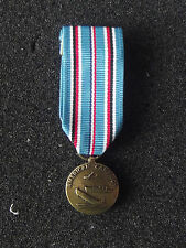 (A19-063) US Orden WWII American Campaign Medal Miniatur US System