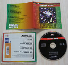 CD ALBUM REGGAE GREATS BEST OF CLIFF JIMMY 11 TITRES 1998