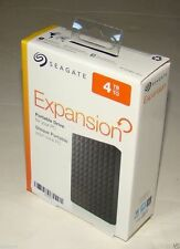 Seagate 4TB Expansion Portable External Hard Drive USB 3.0 Model STEA4000400 2.5
