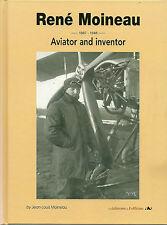 RENE MOINEAU - 1887 - 1948  AVIATOR AND INVENTOR  - NEUF