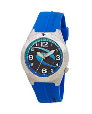 RIP CURL mens or boys CUBA PU SURF WATCH rrp$120 BRAND NEW Blue