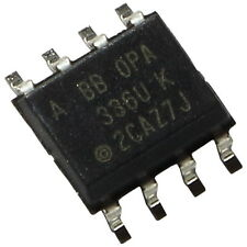 Opa336ua Burr Brown op-amplifier 0,1mhz 0,03v/µs single supply opamp so8 855945