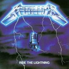 Metallica : Ride the Lightning CD (1990)