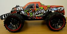 LARGE MONSTER TRUCK RECHARGEABLE BUGGY REMOTE CONTROL CAR FAST SPEED 34CM 2.4GHZ
