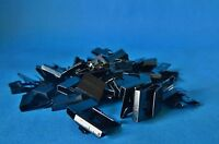 FIFTY  CLIP OVER HANGERS - FOR PHOTO FRAMES FOR 2 & 3mm BOARD * PICTURE CLIPS