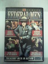 Federal Men - Classic Television Series Vol 2 (DVD, 2005)