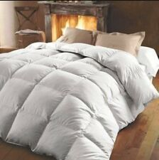 Double Bed All Seasons Duvet **100%** DUCK Feather 2 in 1 Duvet 4.5+9.0TOG