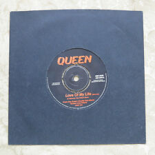 Queen Love of my Life/Now I'm Here Un-played single
