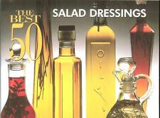 The Best 50 Salad Dressings, NEW Pocket-size PB