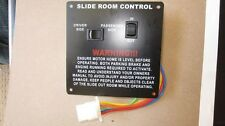 Slide Out Control Switch Panel Camper Trailer RV 0707
