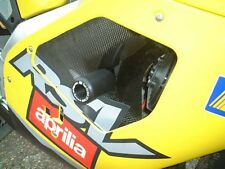 R&G Racing Upper Crash Protectors to fit Aprilia RSV 1000 Mille / R 2001-2003