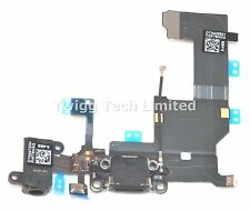 Iphone 5 Original Apple Negro Puerto De Carga-Cargador Original Usb Flex