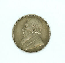 Scarce 1895 South Africa silver 1 shilling