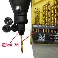 Useful Keyless Drill Bit Chuck Adapter 0.3-3.2MM For Fit Rotary Tool Home Useful