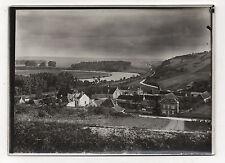 PHOTO originale Vintage vers 1910  - SENS PARON FRANCE YONNE - Vue générale