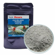 Mosura Old Sea Mud Powder 40g Enhance Water Quality for Crystal Bee Shrimp CRS