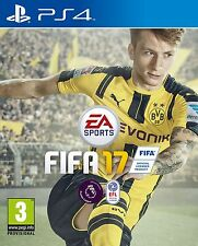 FIFA 17 (PS4) NEW & SEALED - Fast Dispatch Free UK P&P