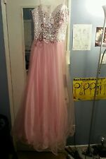 Dave & Johnny ballgown size 5/6
