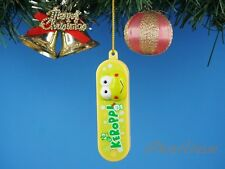 CHRISTBAUMSCHMUCK Deko Spiegel Kamm Hello Kitty Keroppi Frog Ornament K1316B