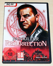 PAINKILLER RESURRECTION - PC DVD