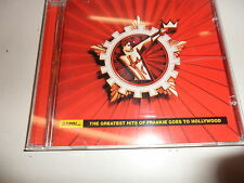 Cd    Frankie Goes To Hollywood  ‎– Bang!... The Greatest Hits Of Frankie Goes