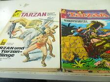 18 x Comic Tarzan - Sammlung - BSV / Williams - Z.1-2
