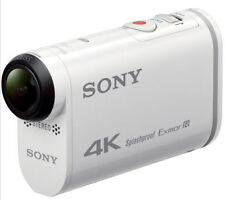 Sony FDR-X1000V 4K(3840 x 2160) Recording Action Cam 1080p, 720p and 480p Video